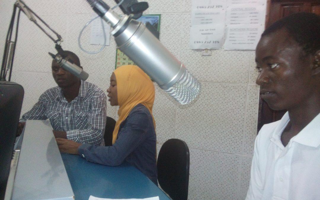 Broadcast On Radio Islam