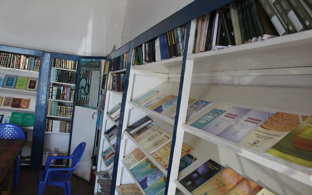 IIB Received Books