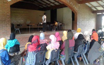 IIB Coducts Halqa Program