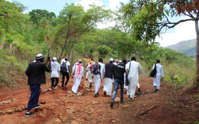IIB Visits Dziwe la Nkhalamba