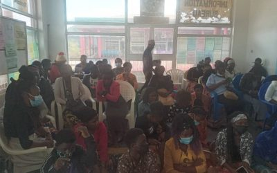 Lilongwe Holds a Special Program for Non-Muslim Sisters