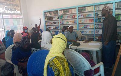 IIB Organised Tarbiya Sessions
