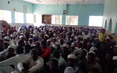 Ndirande IIB Conducts Awareness Campaign.